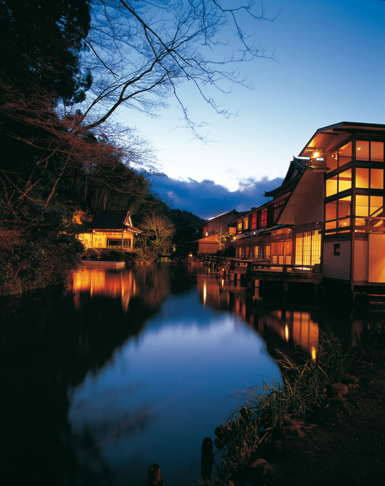 Asaba, Boutique Hotel in Izu-shi village, Shizuoka-Ken, Japan