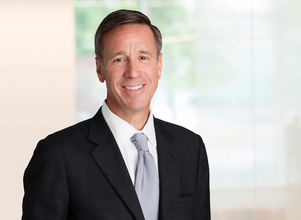 Headshot of Arne Sorenson CEO of President and Chief Executive Officer of Marriott International, Inc.