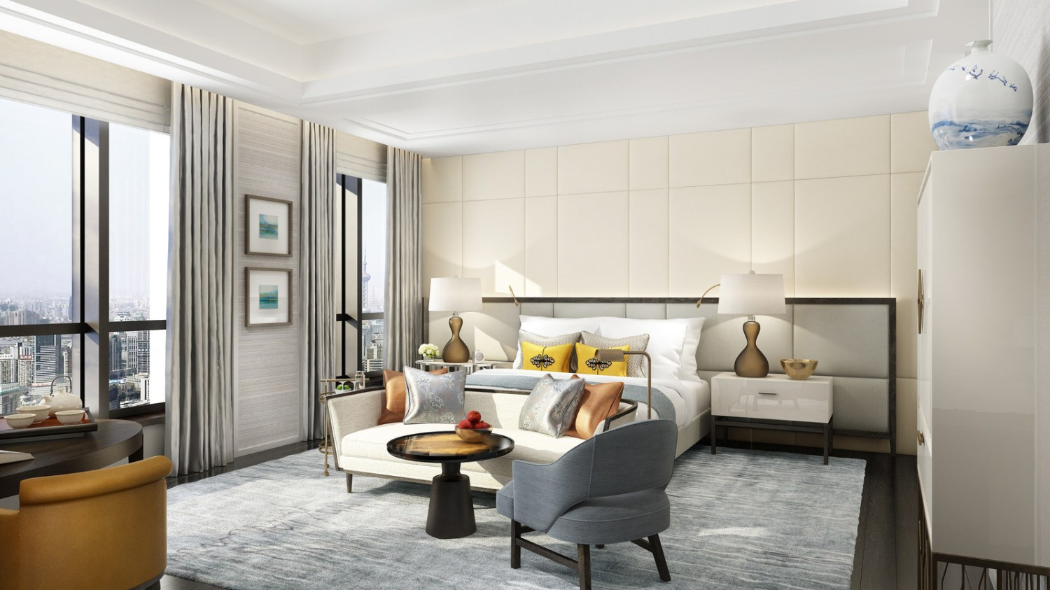 ST REGIS OPENS IN SHANGHAI\'S MOST PRESTIGIOUS DISTRICT – Hotel and ...